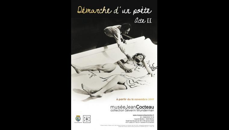 """Résultat de recherche d'images pour """"démarche d'un poète acte II musée cocteau"""""""